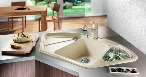 Cleaning Kitchen Sink So It Shines - www.tidyhouse.info