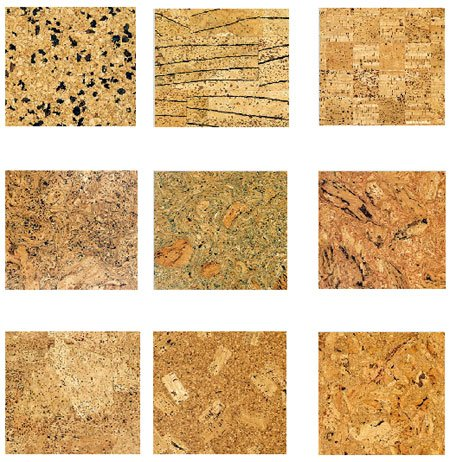 Home cleaning tips care of cork flooring for Cork floor tiles