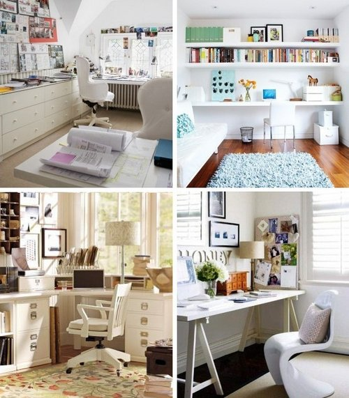 Organize your home office Organizing your home