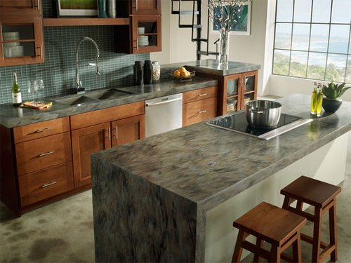 Home Cleaning Tips Caring Of The Marble Countertops