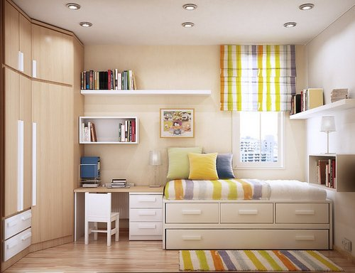 Organizing Small Bedroom small bedroom organizing - www.tidyhouse