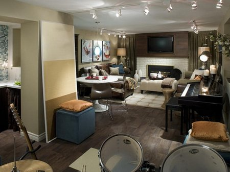 Rearrange Your Basement Into Living Space