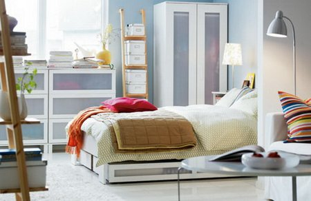 Organizing Small Bedroom small bedroom organizing tips - www.tidyhouse