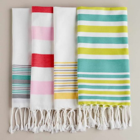 Home Organizing Tips: How to Choose Towels?
