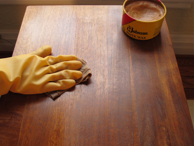 Image result for use WAX for wooden furniture
