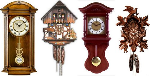 Old-Cucko-Clocks