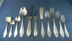 How To Clean Silver Cutlery?