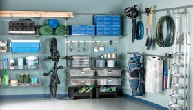 Cleaning And Organizing Home Garage Tips