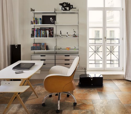 A Dozen Home Workspaces: Organize Your Workspace At Home