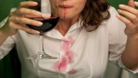Remove The Red Wine Stains From Clothing