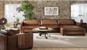 Leather Furniture Cleaning & Maintaining
