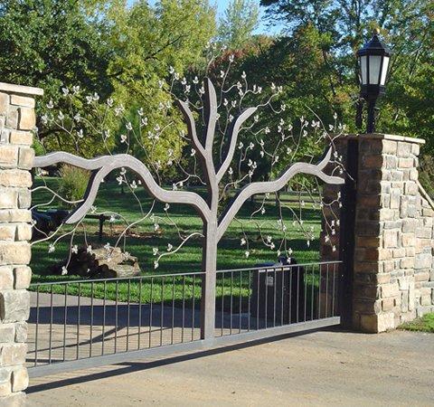 ornamental-iron-gates