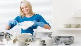 Kitchen Cleaning Tips: Washing Up By Hands (Part 1)