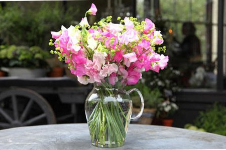 Arranging flowers in a vase helpful tips for Creative things to put in vases