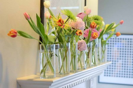 Arranging Flowers In A Vase Helpful Tips