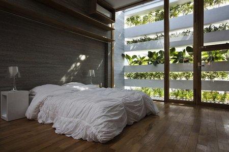 going-green-bedroom
