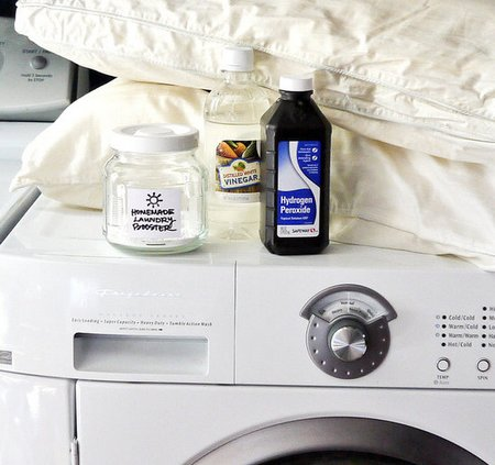 how to clean your washing machine drum