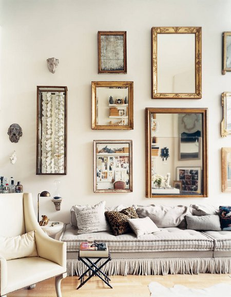 Extraordinary Mirrors To Make A Room Look Larger Pictures - Best ...