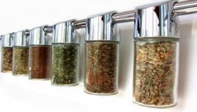 Kitchen Spice Racks