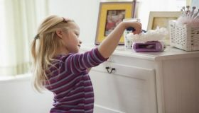 5 Tips to keeping your house clean with kids