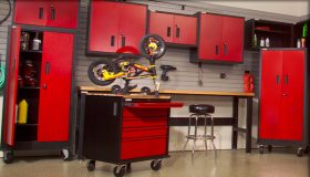 3 Steps to picking the best cabinets for your garage storage