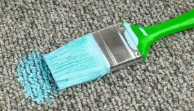 Remove Stubborn Spills From Carpet