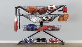 Family Sports Equipment Organizing Tips