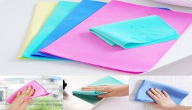 Care For Cleaning Equipments: Wet Cloths