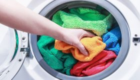 Prevention Of Laundry Color Fading