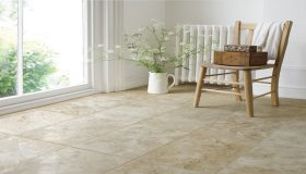 Travertine Tiles: Suitable For Walls And Floors