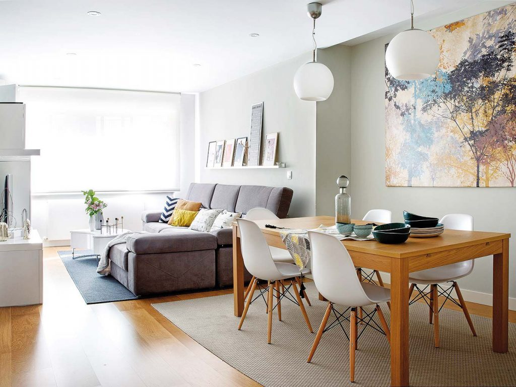 Planning Your Dining And Living Room In Limited Space